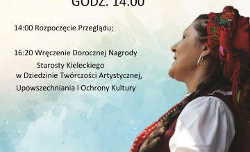 Powiatowy Przeglądu Zespołów Folklorystycznych i Solistów