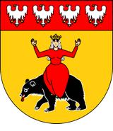 Herb gminy Mniów